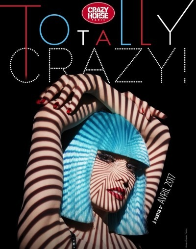 """Totally Crazy"" au Crazy Horse de Paris"