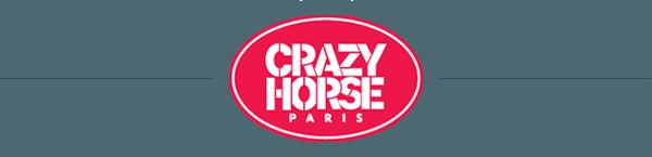 logo Crazy Horse