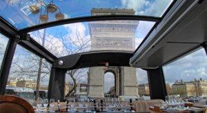 The good life france Arc de Triomphe