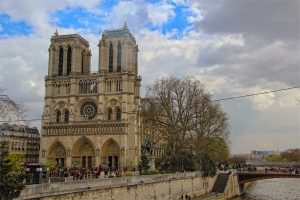 The good life france Notre Dame