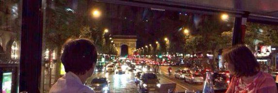Champs-Elysées Paris, in a relationship with