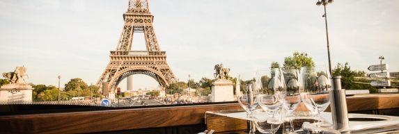 Déjeuner à Paris