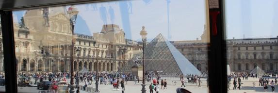 Bustronome Musée Louvre